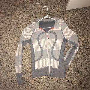 Lululemon zip-up jacket. Great condition